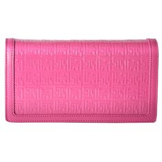Sts clutch (fuchsia pink) (£550) ❤ liked on Polyvore featuring bags, handbags, clutches, patent leather purse, evening purses, evening clutches, pink shoulder bag and pink purse