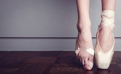 Oh, Toenail Woes! - a professional ballet dancer gives tips on caring for injured, bruised, and ingrown toenails