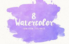 Medialoot - Watercolor Isolated Textures