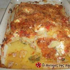 Κοτόπουλο πατατάτο συνταγή από Pinakidou Maria - Cookpad Low Sodium Recipes, Lasagna, Recipies, Cooking Recipes, Ethnic Recipes, Food, Recipes, Cooker Recipes, Chef Recipes