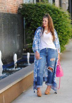 Summer Trend Alert: Maxi Kimonos