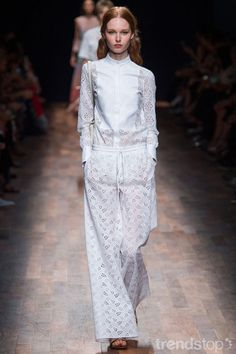 Trendstop: Key Fashion Theme Trend for SS 2016