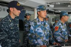 Elizabeth Shim HONG KONG, Jan. 12 (UPI) -- A Chinese commander of Beijing's South Sea fleet was promoted to head of the People's Liberation…