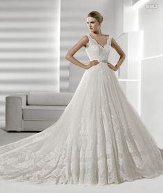 Custom-made couture wedding dress WLA0123 [Custom-made couture wedding dres] - $309.00 : Welcome, Buy clothes online,Lace Wedding Dresses,cheap Bridesmaid Dresses,custom-made flower girl dresses,annegown.com