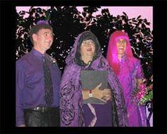 Unitarian Universalist Church of Fort Lauderdale -- Halloween Wedding