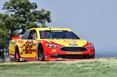 NASCAR Joey Logano Watkins Glen August 2016