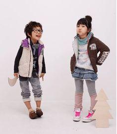 Mol - Japanese Kids Fashion series - the Chief of Fashion Mischief