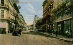 Once Upon A Time in Bucharest: Hotel Imperial Bucharest, Once Upon A Time, Street View, Ouat