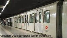 Barcelona Metro underground system