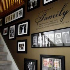 My inspiration for my staircase!