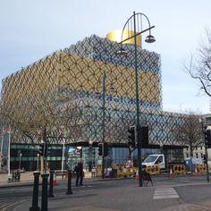 Great architecture in Birmingham. #england #springbreak