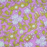 This new cotton lawn from Timeless Treasures is a joy to sew with.  It is lightweight, silky and very easy to sew.  The colors are bright and cheerful, but not overwhelming.  Perfect for apparel sewing for children and women!  by Timeless Treasures