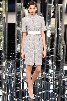 Chanel Alta Costura Primavera Verano 2017.