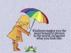 #bekind ...