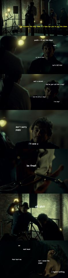 If Mason didn't call Hannibal a dog, Will probably would have killed Hannibal.