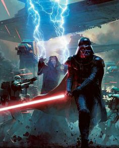 Vader and sidous
