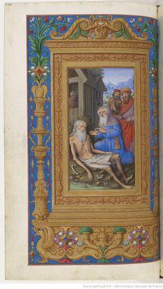 Heures à l'usage dominicain , dites Heures de Frédéric d'Aragon   Gallica