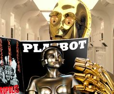 Playbot peeper