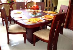 Comedor Modelo Triangular Dining Table Design, Dinning Table, Dining Room, Kitchen Booths, First Apartment, Decoration, Modern Design, House, Furniture