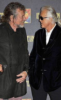 Robert and I have always had this understanding that is almost impossible to describe. - Jimmy Page