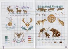 Gallery.ru / Фото #67 - 53 - uni4ka woodland animals