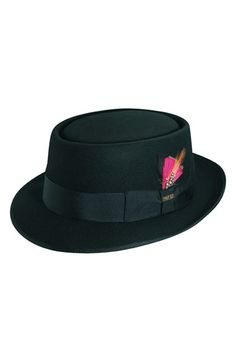 Sombreros Panamá · Free shipping and returns on Scala Wool Felt Porkpie Hat  at Nordstrom.com. Rich 21c2c67a42e