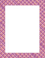Check out out pretty pink designer paper! #crafts #pink #preppy