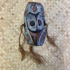 PAPUA NEW GUINEA SMALL MASK 6
