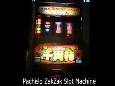 Pachislo ZakZak Slot Machine