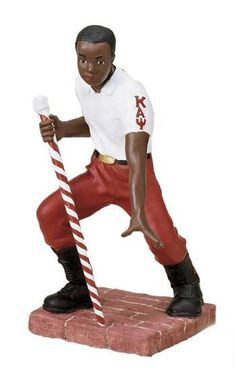 F05 Kappa Alpha Psi Stepping Figurine Kappa Alpha Psi Fraternity, African American History, Cool Names, Sons, Greek, Husband, Cakes, Wall, Party