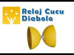 ▶ Malabares Tutorial Diabolo Reloj Cucu - YouTube Mirrored Sunglasses, Youtube, Youtubers, Youtube Movies