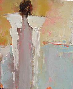 AngelSeries - Works - Anne H. Neilson - Original Oil Paintings
