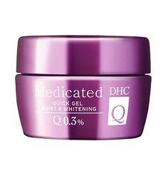 DHC Medicated Quick Moist & Whitening Q 0.3% - 100g