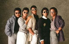 The Jackson Five, Randy Jackson, Jackson Family, Photos Of Michael Jackson, Michael Jackson Bad Era, Black History Month Quotes, The Jacksons, People Of The World, American Singers
