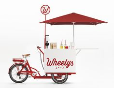 Start your own café for just $6999! Wheelys is an all-in-one café on a bike, packed with all you need to make $$$ selling coffee. In 6 months, we've sold Wheelys to 60 countries. Join a revolution!