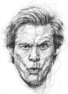 Portrait Drawing Funny Jim Carrey Faces by Vince Low - Artist Vince Low pays homage to funny Jim Carrey faces in his series of portraits. Aside from the two being talented in the arts, they share another trait. Funny Face Drawings, Human Face Drawing, Drawing Heads, Funny Faces, Drawing Drawing, Jim Carrey, Human Sketch, Face Sketch, Vince Low
