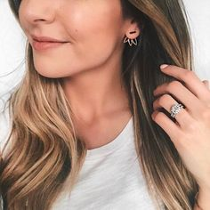 @taymbrown loves her Tara Stud Earrings. To get her style use code TAYMBROWN for 15% off!  Photo credit: @taymbrown  #jewelry #blushandbar #accessories #summer #trendy #chic #fashion #boutique #necklace #earrings #liketkit #ootd #cute #paparazzi #fashionista #liketoknowit #ltkunder50 #ltkunder100 #subscriptionbox #subscriptionboxes #subscriptionaddiction #earrings #necklaces #rings