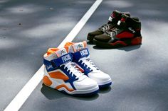 Ewing Athletics 2013 Ewing Focus.. Front ones are cool