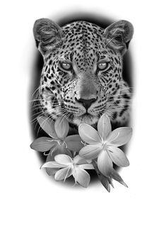 Leopard Tattoos, Animal Tattoos, Big Cat Tattoo, Lion Tattoo, Tattoo Ink, Arm Tattoo, Sleeve Tattoos, Jaguar Tattoo, Celtic Tattoo Symbols
