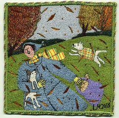 Linda Miller embroidery