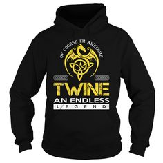 TWINE An Endless Legend (Dragon) - Last Name, Surname T-Shirt