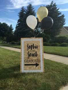 We may earn money or products from the companies mentioned in this post. So this post is kinda a mess but…. I really wanted to show you guys my grad party! Originally, I was planning on doing separate posts for all the little (actually over my head and I had no idea what I was...Read the Post