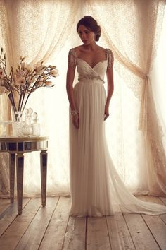 Made to Measure Collection '13 by Anna Campbell