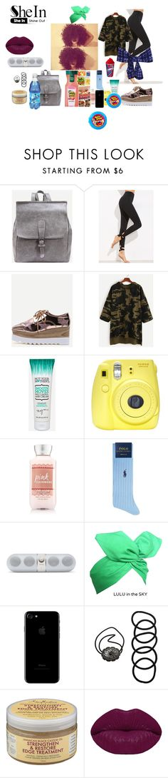 """shein 2"" by inspiredbyart345 ❤ liked on Polyvore featuring Not Your Mother's, Fuji, Ralph Lauren, Wet Seal and Winky Lux"