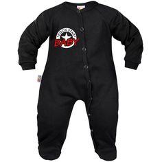 Pyjama bébé original : ROCK STAR BABY