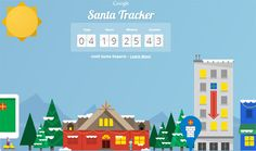 We've got all the tools to track Santa this Christmas