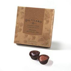 Macadamia Nuts Dark and Milk Chocolates - Big Island Candies