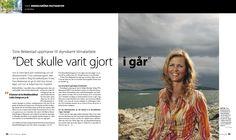 """""""Det skulle varit gjort igår"""". Om klimatförändringar och lösningar. Läs mer på www.tonebekkestad.com."""