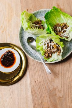 Paleo Chicken Lettuce Wraps by Paleo Takeout
