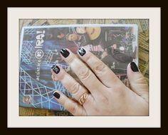 Esmalte e Unhas Decoradas - Nail Art - Adelaide Araçaí fez um post lindo. Venha ver!